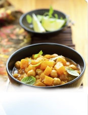 Chickpea and Cauliflower Curry | Recipes Healthier | Pinterest