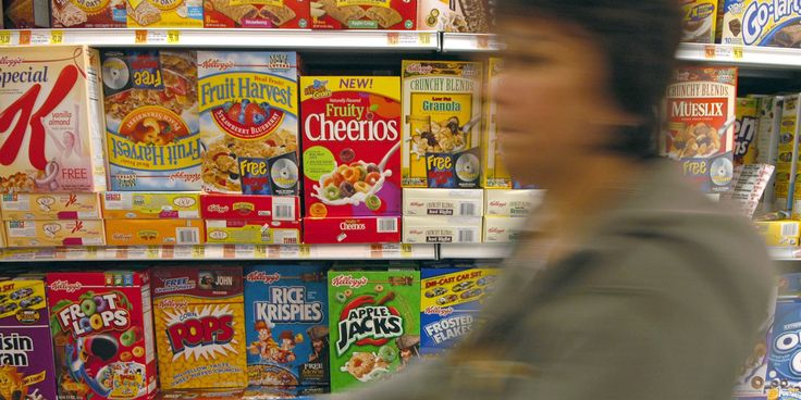 Why consumers may be going for special k over lucky charms