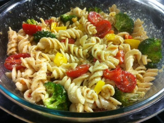 Garden Fresh Pasta Salad | Recipes | Pinterest