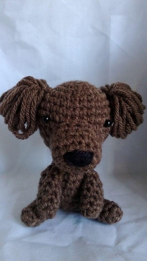 Crochet Patterns Dog Toys : crochet toys