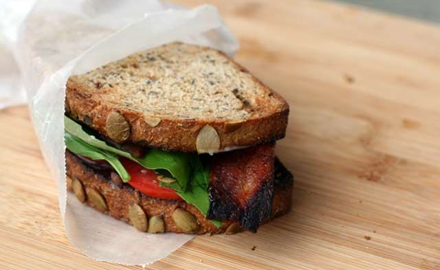 bacon basil and tomato sandwiches and other ideas for spicing up the ...