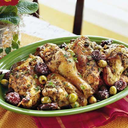 Chicken Marbella Recipe — Dishmaps