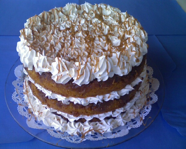 Butterscotch Pecan Cake   Specialty Cakes   Pinterest