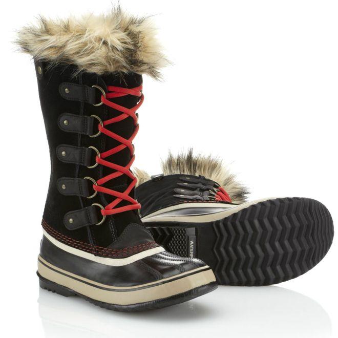 Sorel Womens Joan Of Arctic Snow Boot Size 8 | Santa Barbara