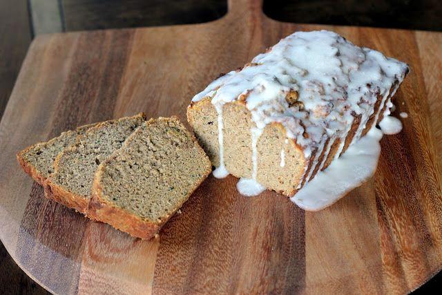 Coconut Flour Zucchini Bread, Paleo zucchini bread