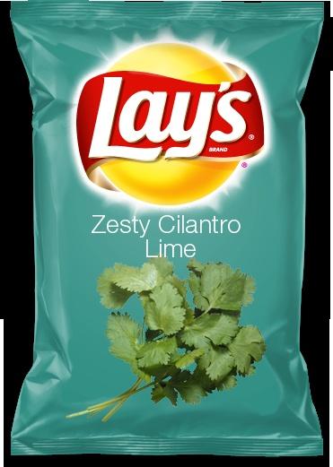 Zesty Cilantro Lime