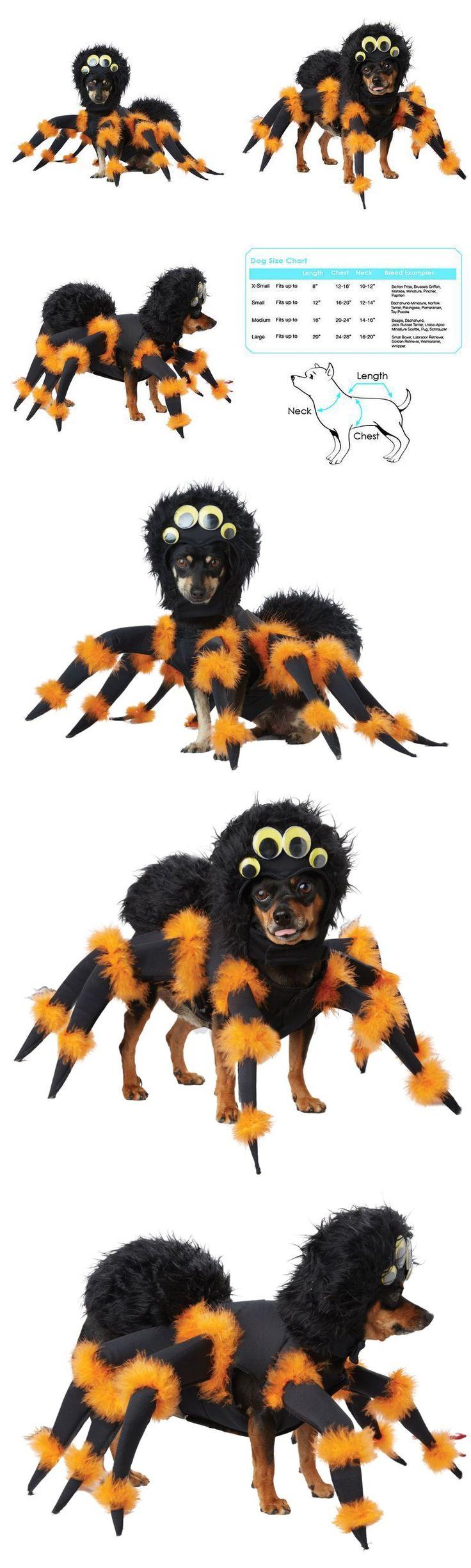 Realistic dog costume