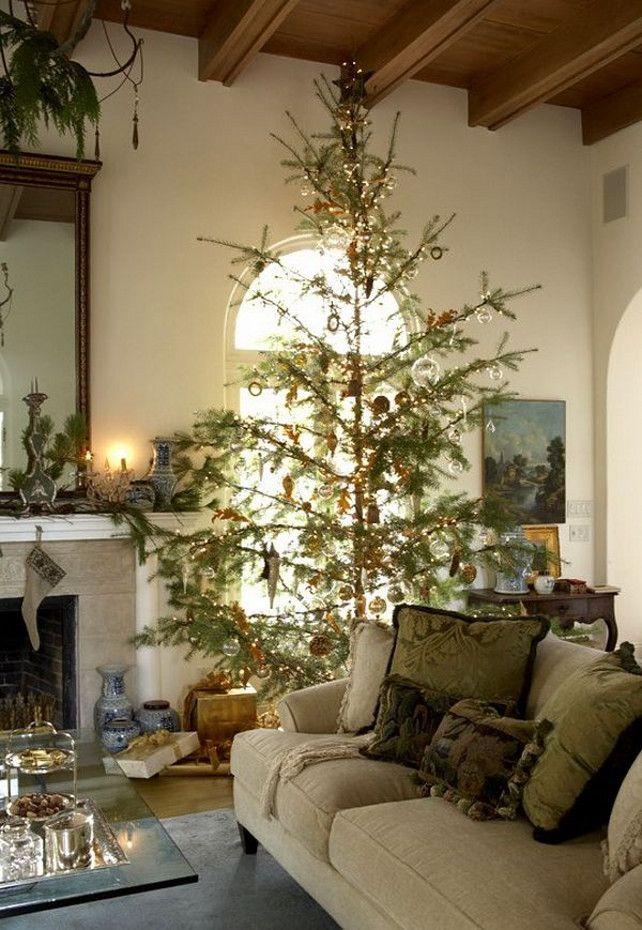 Natural Christmas tree Natural #ChristmasTree