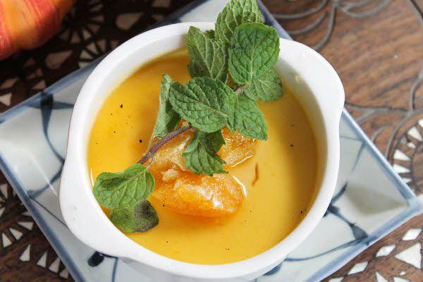 pumpkin leche flan | Puddings, Jams, & Custards | Pinterest