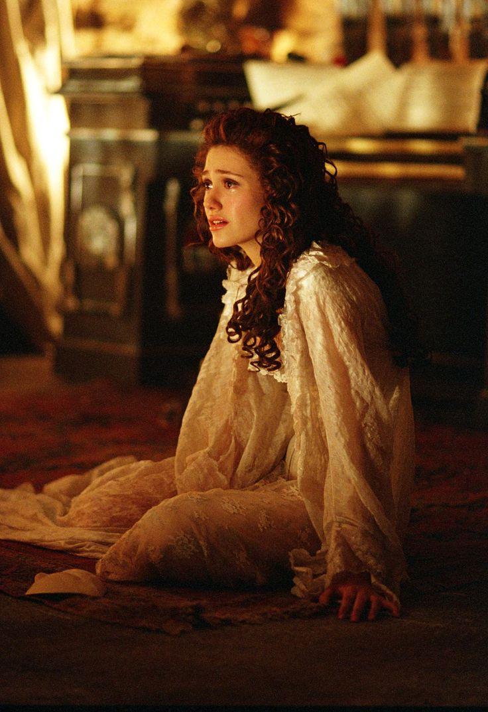 Emmy Rossum in Phantom of the Opera | Film L♥VE | Pinterest