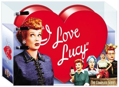 I Love Lucy...my wife's favorite show, but even I can't help but watch! How could you not love Lucy?