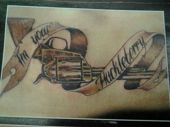 nice even a doc holliday reference tattoos pinterest