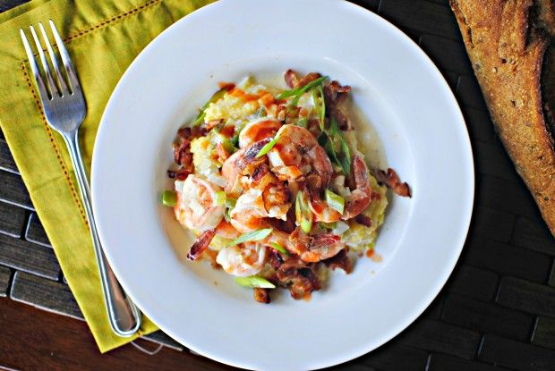 Low-country Shrimp and Grits | recipes | Pinterest