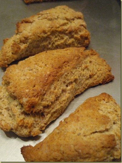 Orange and Almond Scones. | scones | Pinterest