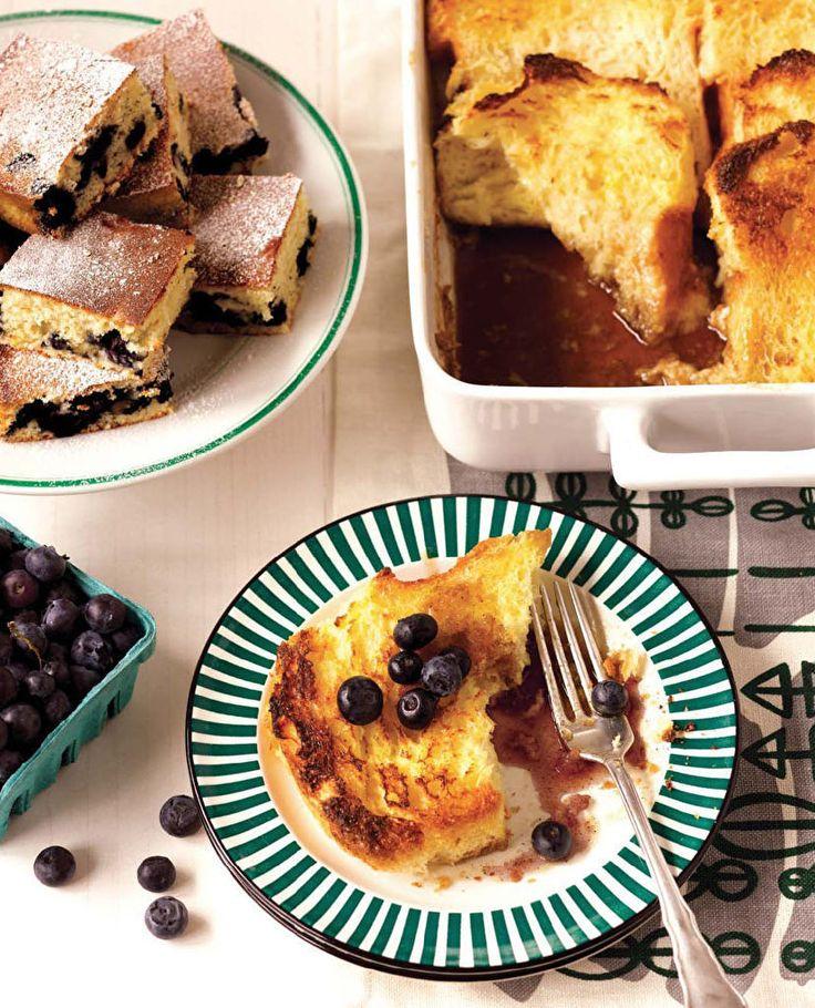 Frenchy Toast Casserole Recipe | Epicurious.com