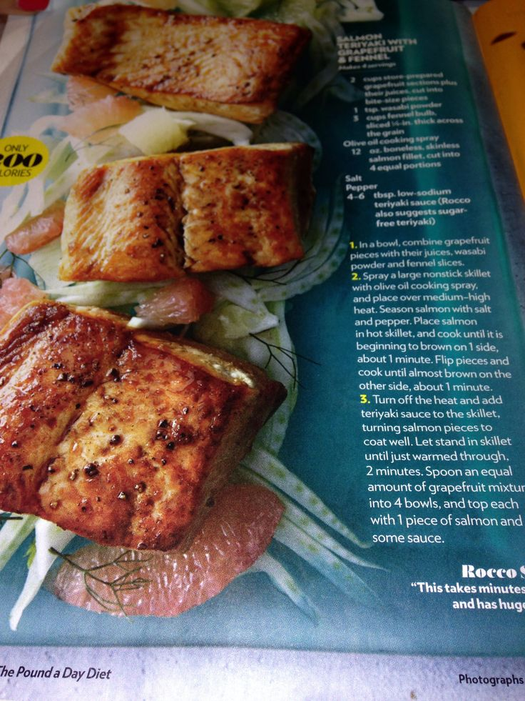 Salmon & fennel recipe | cooking | Pinterest
