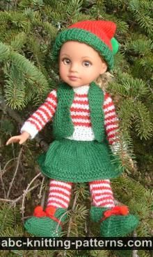 Knitting Pattern Central Amy Doll : FREE KNITTING PATTERNS 14 INCH DOLLS   KNITTING PATTERN
