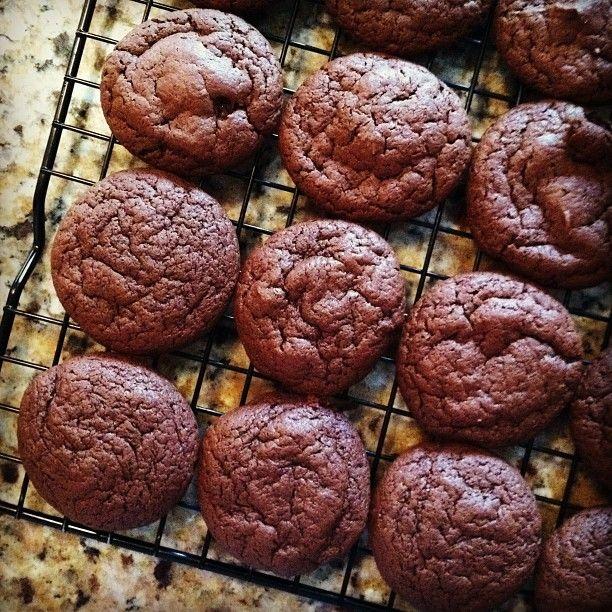 Two-Bite Nutella Cookies | Cookie Swap | Pinterest