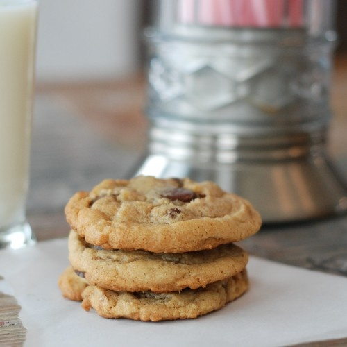 chocolate chip cookies - bakery style. | Food Ideas | Pinterest