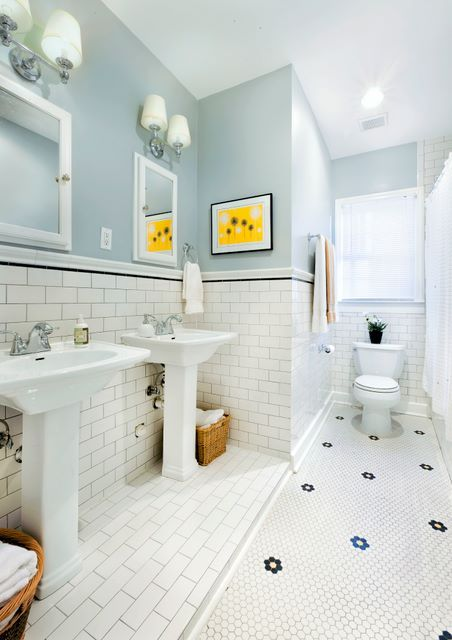 a beautiful bathroom color combo For the Home Pinterest