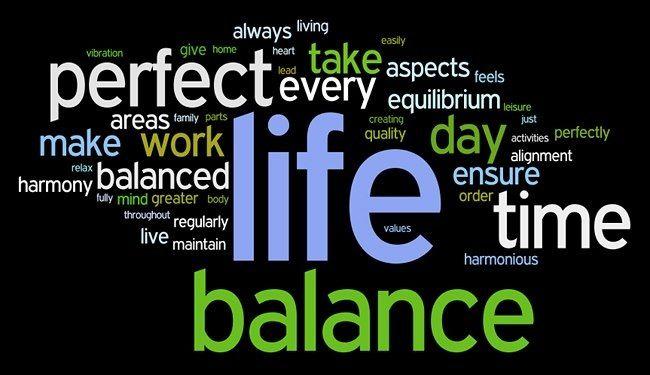 balanced life inspirational quotes sayings and