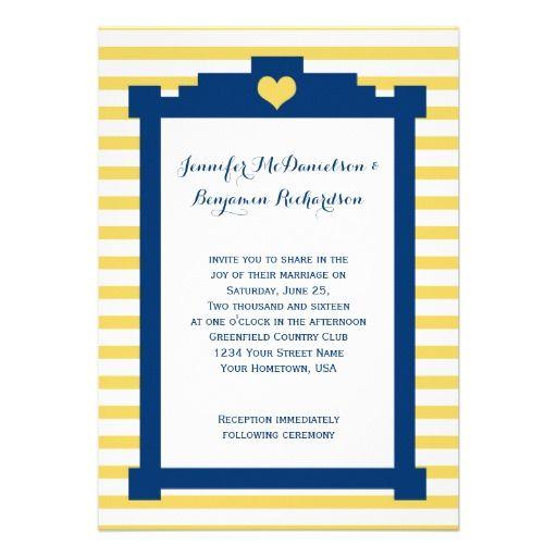 Modern Invitations was great invitation design
