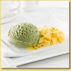Tropical Fruit with Avocado Ice Cream | Sorbet & frozen sweets | Pint ...