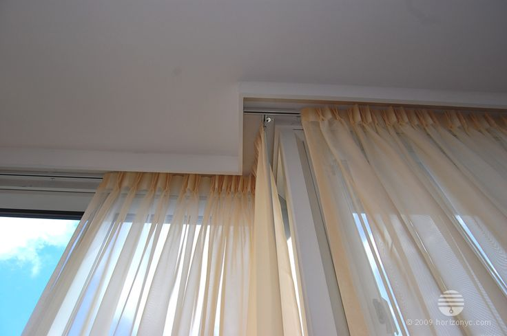 how to select a curtain track for curtains howstruct