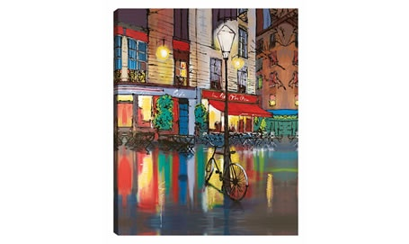 Paris Cafe by Paul Kenton Available from Westover Gallery £685