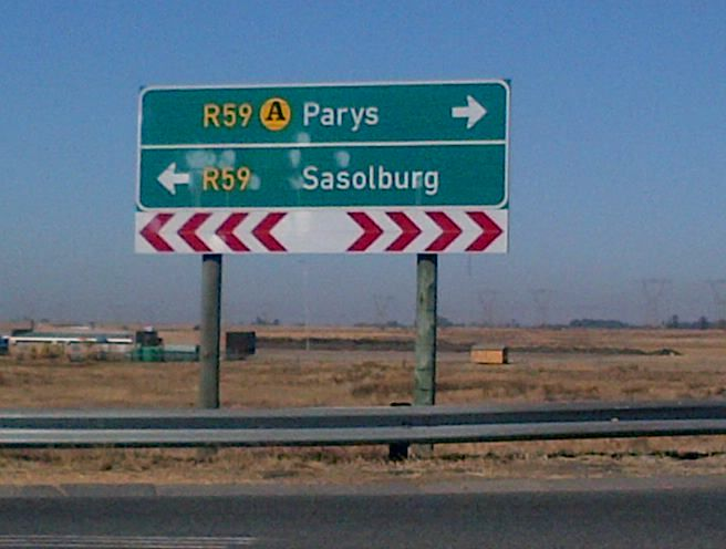 Parys South Africa  city images : our little
