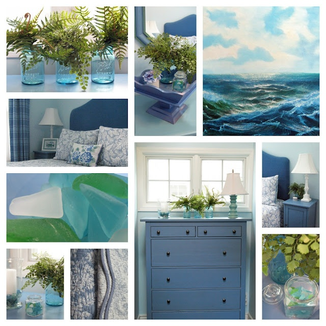 just grand beach glass bedroom color palettes pinterest