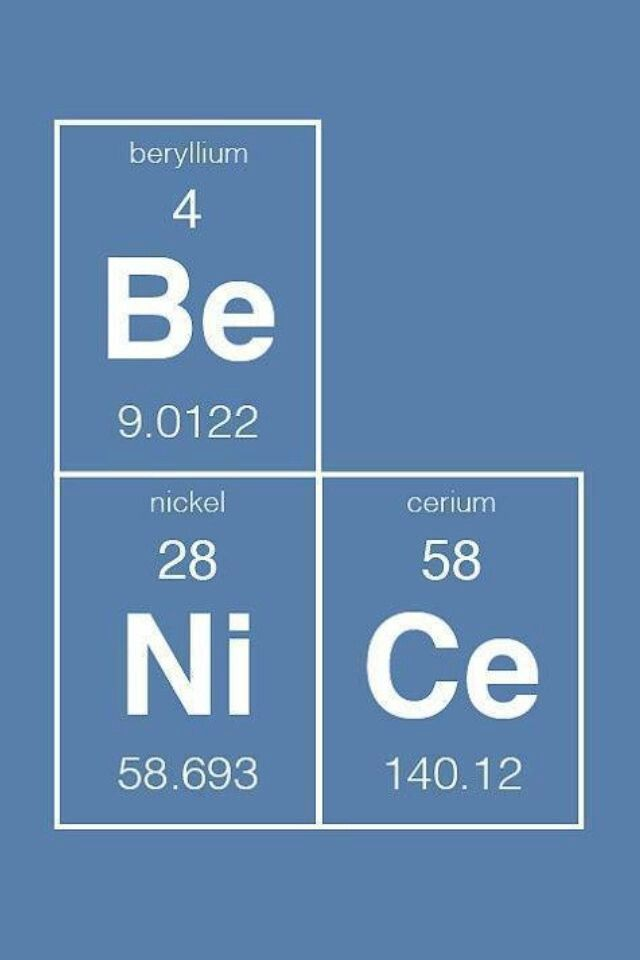 Be nice classroom poster science activities pinterest for Chemistry poster ideas