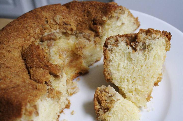 louisiana crunch cake recipe | Louisiana Cooking | Pinterest