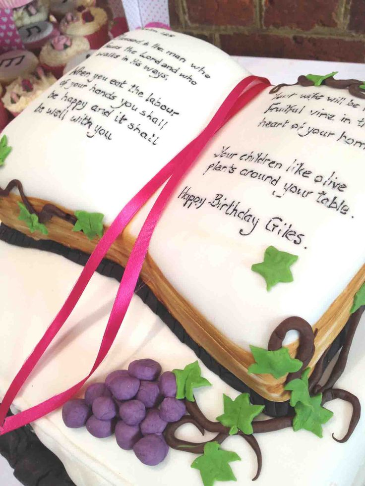 Cake Ideas as well Pastor Birthday Cake Ideas besides Pastor Birthday ...