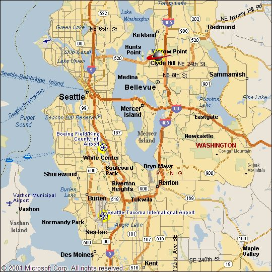 Maps Of Seattle  Google Search  Home Is Where The Heart