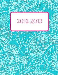 You can download the Turquoise Paisley files from the following links:    Substitute Binder Cover  Student Data  Rosters  Lesson Plans  Gradebook  Emergency Plans  2012-2013  Parent Contact Log  Meeting Notes