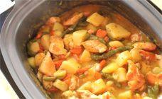 Slow Cooker Chicken Casserole - Slow cooker