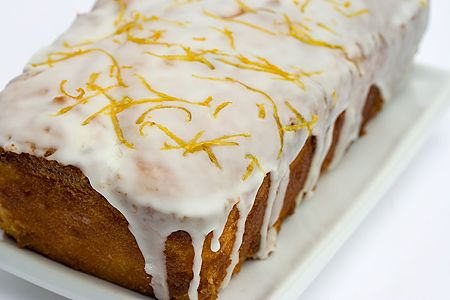 Ina Garten's Lemon Loaf Cake | cake recipies | Pinterest