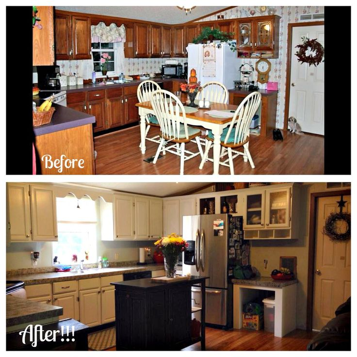 Kitchen update on a budget paint kits to revamp for Kitchen updates on a budget