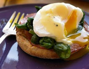 Healthier eggs Benedict | Food Ideas & Recipes | Pinterest