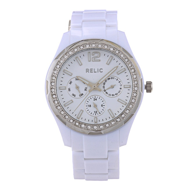 relic s starla white resin