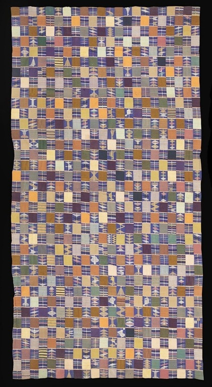 Ewe Cloth example