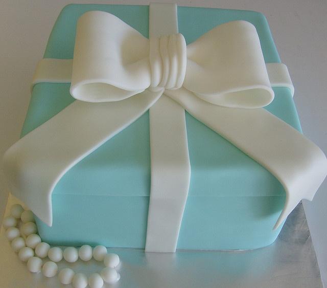 Tiffany Blue Cake Images : tiffany blue cake! Cupcakes/Cakes Pinterest