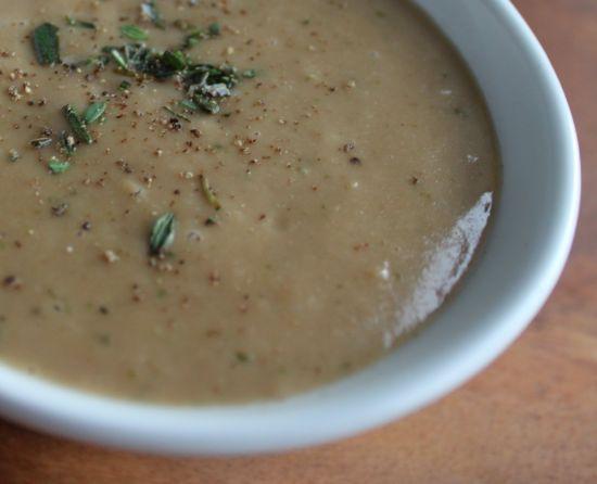 GLUTEN FREE, VEGAN Mushroom Gravy - For Thanksgiving Dinner, simpler ...
