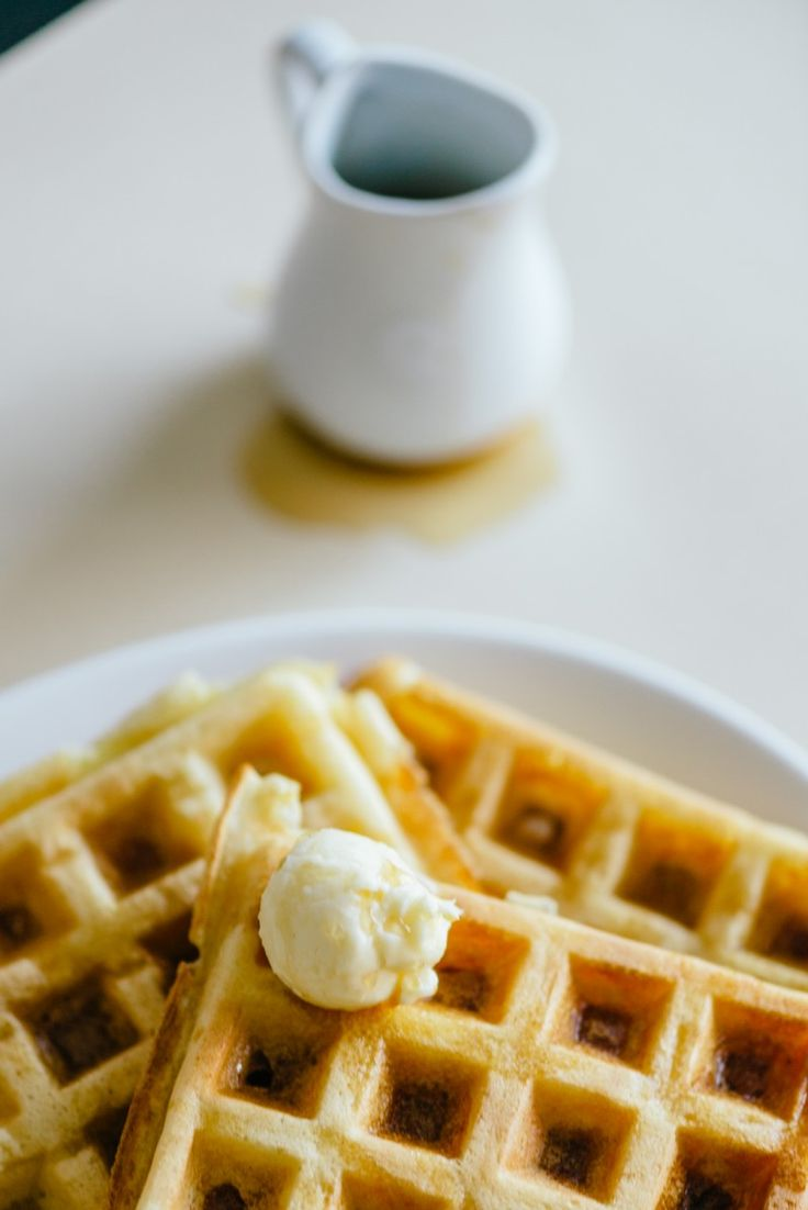 Marion Cunningham's Raised Waffles Recipe — Dishmaps