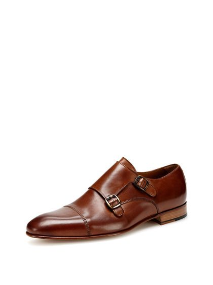 Double Monkstrap Shoes by Gordon Rush at Gilt