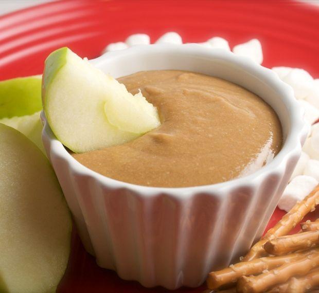 Recipe: Peanut Butter Fondue | Sweets Dreams | Pinterest