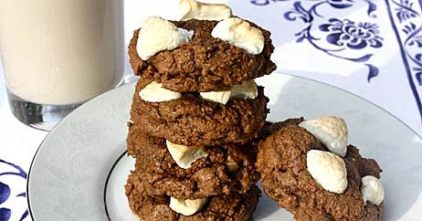 Recipe Makeover: Whole-Grain Mississippi Mud Cookies