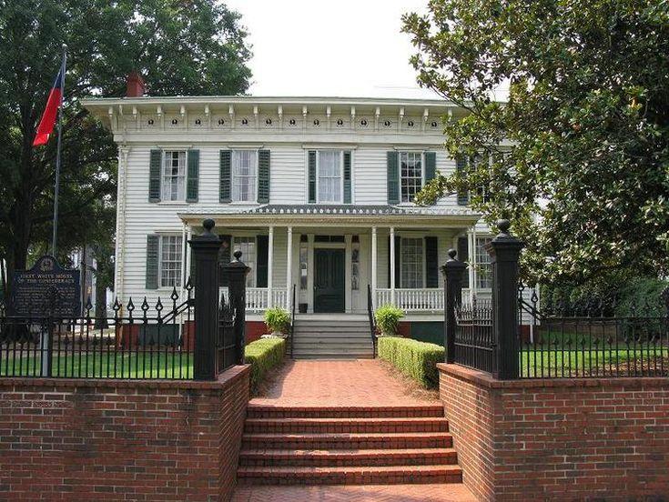 jefferson davis richmond house