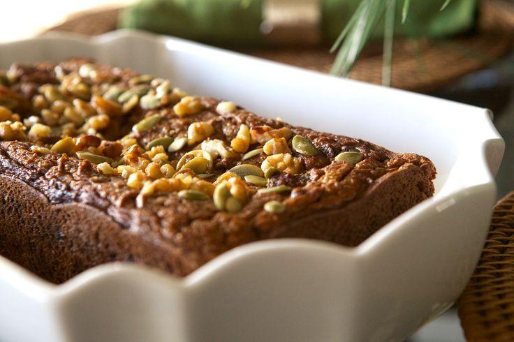 Paleo Pumpkin-Spice Bread   Baking with Coconut Flour   Pinterest